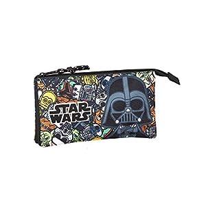 Star Wars Galaxy Oficial Estuche Escolar 220x30x100mm 1