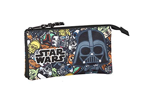 Star Wars Galaxy Oficial Estuche Escolar 220x30x100mm