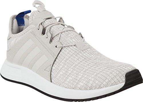 adidas Unisex-Erwachsene X PLR J 878 Sneaker, Grau (Greone/Greone/Ftwwht By9878), 39 1/3 EU