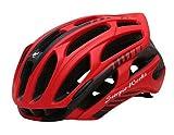 Immortal Sports 28 Löcher Sicherheitshelm Leicht und unzerbrechlich 5 Farben (54cm-62cm) Radsport Helm Skateboard Helm