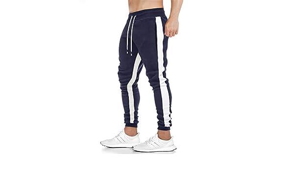 EKLENTSON Pantalon de Sport Homme Sportswear Sports et