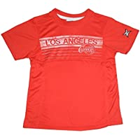 tout petit NBA Los Angeles Clippers confortable Fit Short Sleeve T-Shirt 4T Red