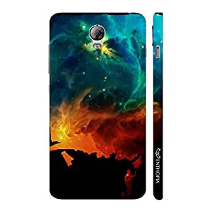 Enthopia Designer Hardshell Case Coloured sky Back Cover for Lenovo Vibe P1