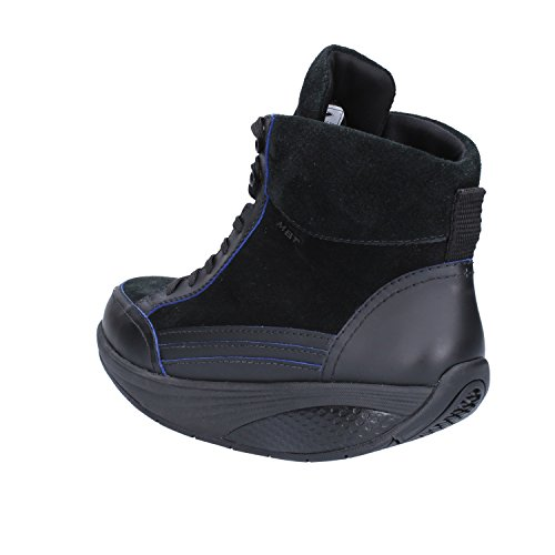 MBT Sneakers Donna 37 EU Camoscio Nero / Blu