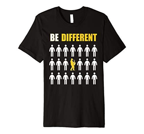 Saxophon T-Shirt-Geschenk für Saxophon Addicts