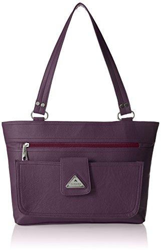 fantosy Women's Handbag Purple -FNB-201