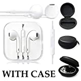 Best Apple Iphone 6 Headphones - XRIS 100% Original earpods/Headset with Mic for Apple Review