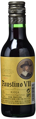 Rioja Faustino Vii - Vino, 18.75 Cl, 13º (2012/2013)