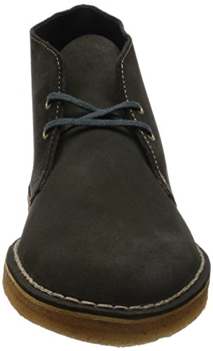 Clarks Originals Desert Boot, Chaussures de ville homme Vert (Loden Green)
