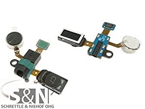 NG-Mobile Samsung Galaxy Ativ S GT-i8750 Hörer Lautsprecher Flex Audio Jack Kopfhörer Buchse Vibration