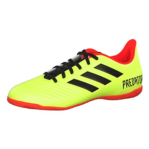 adidas Predator Tango 18.4 Indoor Fußballschuh Herren 9.5 UK - 44 EU (Indoor-fußballschuh Adidas)