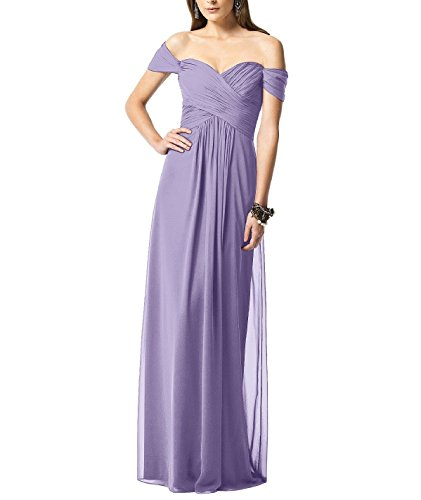 KA Beauty - Robe - Fille Violet - Lilas