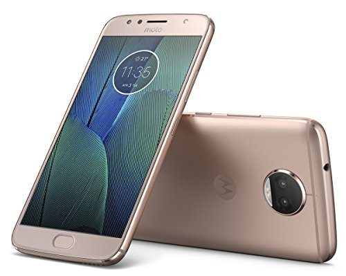 Moto G5s Plus (Blush Gold, 64GB)