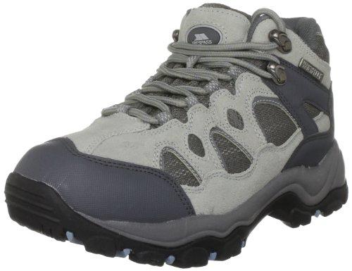 Trespass Forth, Chaussures de randonnée femme Gris-TR-A4-74