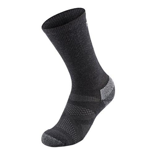 Biosox THE MERINO CYCLING SOCK (Men's and Women's, 1 Pair) Merino Ultra-Comfort Range
