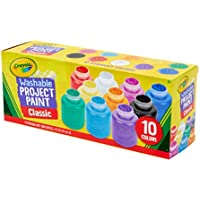 Crayola Bouteilles de peinture lavable