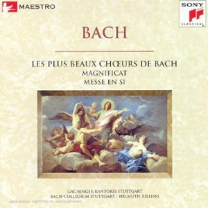 Les Plus Beaux Choeurs De Bach