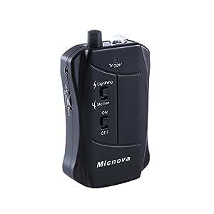 Micnova LC03N Motion & foudre capteur de déclenchement pour Nikon D3s D3x D4 D810 D800 D750 D610 D600 D300S D7100 D7000 D3300 D5200 D5300 D90 Caméra
