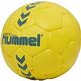 Hummel HMLSTREET PLAY - Balles Enfant Jaune fluo/Bleu nuit 0