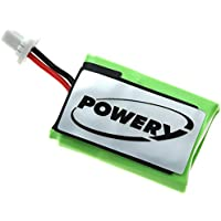 Akku für Plantronics Headset CS540 / Akku-Typ 84479-01, 3,7V, Li-Polymer