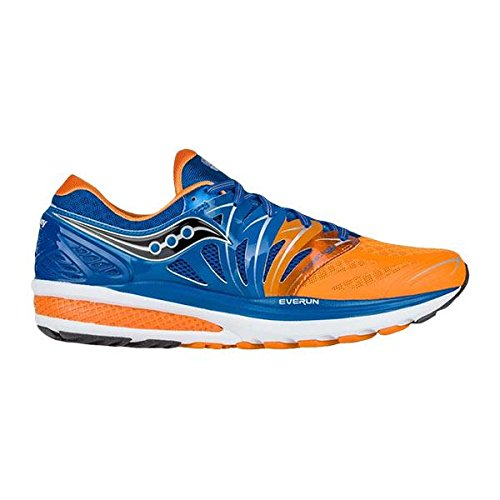 acheter Chaussures de Course Saucony Hurricane Iso 2grande qualité prix blue/orange/silver