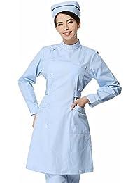 Xuanku Médicos, Enfermeras, Médicos, Enfermeras, Manga Corta, Manga Larga De Invierno, Ropa De Médicos, Batas Blancas, Laboratorio…