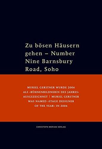 Zu bösen Häusern gehen -  Number Nine Barnsbury Road, Soho (Bösen Film Kostüm)