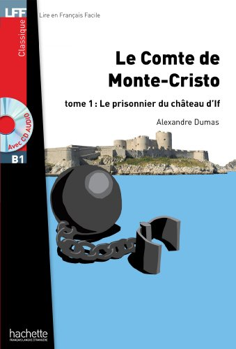 Le Comte de Monte Cristo T 01 + CD Audio MP3