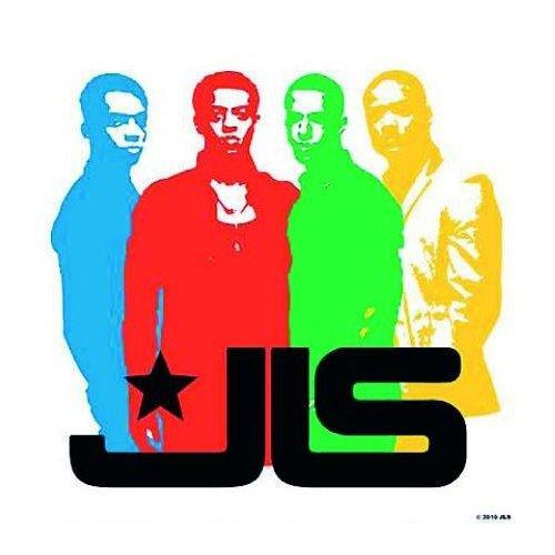 JLS - Untersetzer Band Silhouette - Rock Band Silhouette