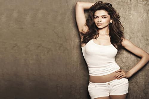 [MY HOME]deepika-padukone 29Poster(POSTER SIZE = 30cm X 45cm)Buy 1 and get 2 Set Vinyl Sticker(20RING &DOT)+(15 HEARTS)FREE check Secondary&Third image  available at amazon for Rs.115