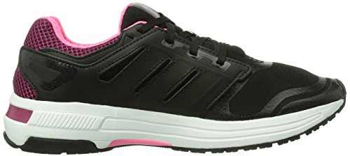 adidas Performance Kanadia Trail 6, Chaussures de trail homme Noir (Black 1/Black 1/Tribe Berry F14)