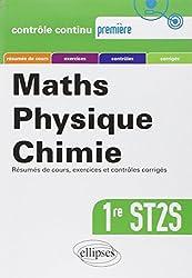 Maths Physique Chimie Première ST2S