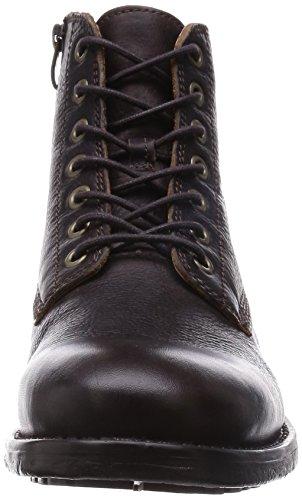 Clarks Faulkner Rise, Bottes Classiques Homme Marron (Walnut Leather)