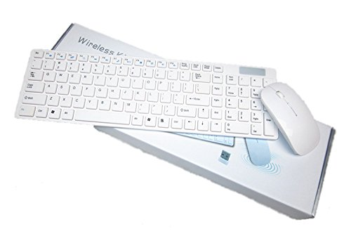 Easy Wireless Keyboard Mouse K688 With Wireless Mouse Combo