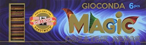 Koh-I-Noor Gioconda Magic Farbstifte, 4376