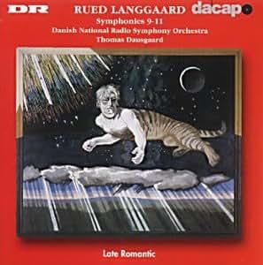 Langgaard-Symphonies Nos 9-11