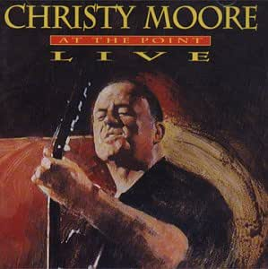Live-Christy Moore GRACD203