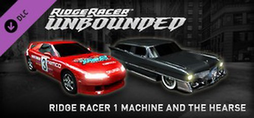 Ridge Racer Unbounded 1 Machine & The Hearse Pack DLC 1