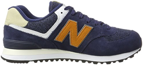 Sneaker VAK New Balance 574 Blau Herren Navy qaRtz