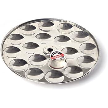 Buy Embassy Stainless Steel Mini Idli Stand 6 Plates