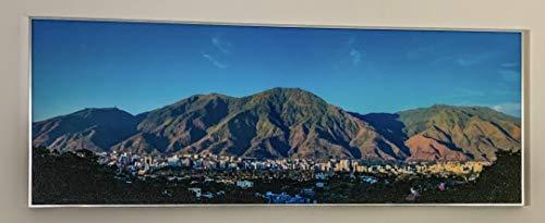 Gehärtetem Glas 16x 20Bilderrahmen mit Matte für 11x 14Foto, Schwarz Holz Rahmen für Wand- und Tischplatte (Befestigungsmaterial im lieferumfang Enthalten)