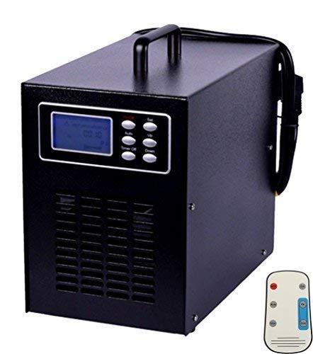 Ozongenerator Ozongerät 20000mg/h mit Timer und für Dauerbetrieb + Fernbedienung. Modell CHM-20000-TC.