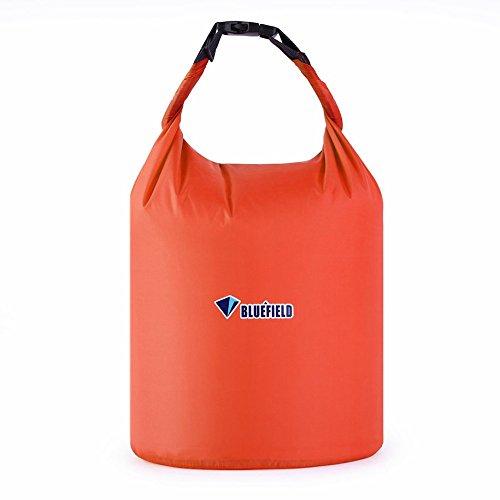 Dry Bag Waterproof 10L/20L Outdoor Trocken Sack Aufbewahrungstasche für Reisen Rafting Bootfahren Kajak Kanu Camping Snowboarden mit wasserdichten Handytasche (River Touring-kajak)