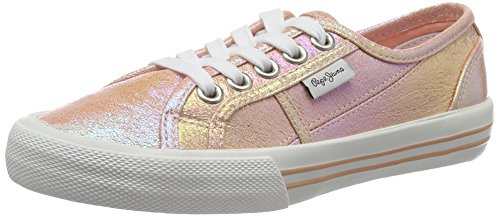 Pepe Jeans Baker Glam, Sneakers Basses Fille