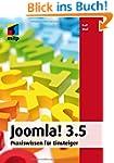 Joomla! 3.5: Praxiswissen für Einstei...