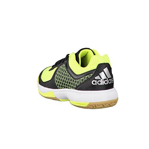 adidas counterblast 3 K - Handballschuhe SYELLO/SILVMT/CBLACK