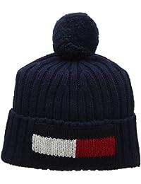 Amazon.es  Tommy Hilfiger - Gorros de punto   Sombreros y gorras  Ropa 5aac97dc654
