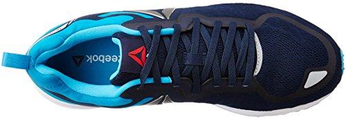 Azul La Para Hombre Marino Formación Correr Azul Una Estaño De 0 De Zapatos 2 Azul Azul Los De Distancia colegial Reebok Salvaje nqwafgXSw
