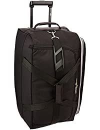 Skybags Cardiff Polyester 54 cms Black Travel Duffle (DFTCAR52BLK)