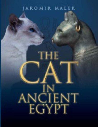 The Cat in Ancient Egypt por Jaromir Malek